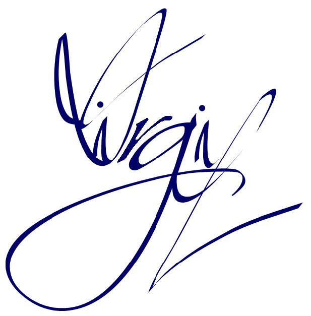 signature transparent